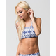 QUINTSOUL High Neck Bikini Top