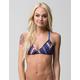 HURLEY Tie Dye Maze Bikini Top
