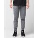 BROOKLYN CLOTH Marled Mens Jogger Pants