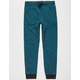 BROOKLYN CLOTH Slub Knit Boys Jogger Pants