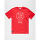 LRG Shoot Straight Mens T-Shirt