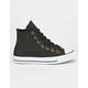 CONVERSE Chuck Taylor All Star Leather Hi Shoes