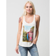 O'NEILL Painted Jungle Womens Tank