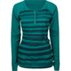 HURLEY Spray Tan Womens Henley