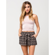 FULL TILT Chevron Printed Womens Shorts