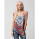 PATRONS OF PEACE Womens Scarf Top