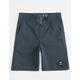 RVCA Balance Solid Hybrid Boys Shorts