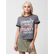 4TH & ROSE Shady People Womens Ringer Tee
