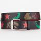 ROCK REBEL Cali Bear Faux Leather Belt