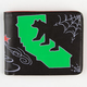 ROCK REBEL Cali Bear Wallet