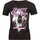 YOUNG & RECKLESS Bear Attack Womens Tee