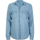 ALI & KRIS Womens Denim Shirt