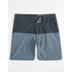 VOLCOM Surf N' Turf Block Mens Hybrid Shorts
