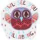BILLABONG Owl See You Sticker