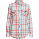 FULL TILT Lightweight Girls Boyfriend Flannel Shirt