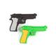 Pistol Erasers
