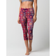 ROXY Relay Womens Capri Leggings