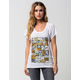REBEL8 Giant Collage Womens Tee