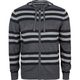 RETROFIT Bar None Mens Hooded Sweater