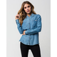 RVCA Trader 2 Womens Chambray Shirt
