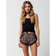 FULL TILT Medallion Print Womens Shorts