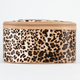 Leopard Cosmetics Case