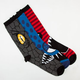 BLUE CROWN 3 Pair Monster Mens Crew Socks