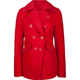 LOST Meg Womens Peacoat