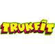TRUKFIT Logo Word Sticker
