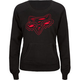 FOX Crosscut Womens Sweatshirt