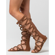 ADRIANA Womens Tall Gladiator Sandals