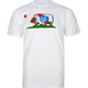 CASUAL INDUSTREES Bear Icon Mens T-Shirt