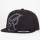 FAMOUS Stars & Straps Giant Badge Mens Snapback Hat