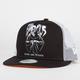 FAMOUS Stars & Straps Reaper New Era Mens Trucker Hat