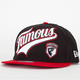FAMOUS Stars & Straps Ball Player New Era Mens Snapback Hat