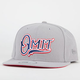 OMIT Script New Era Mens Snapback Hat