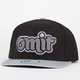 OMIT Home Run New Era Mens Snapback Hat