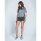 RSQ Malibu Cuff Womens Denim Shorts