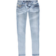 VANILLA STAR Ankle Bite Womens Jeans