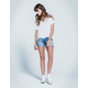 RSQ Soho Womens Denim Boyfriend Shorts