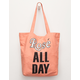 CIRCUS BY SAM EDELMAN Rosé All Day Tote Bag