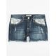 ZCO Crochet Pocket Girls Denim Shorts