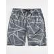 NIKE SB Dri-FIT Grip Tape Sunday Mens Sweat Shorts