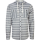QUIKSILVER Lunch Stroke Mens Hooded Shirt