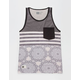 LIRA Dhabi Mens Pocket Tank