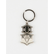 REBEL8 Metal Key Chain