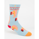 PSOCKADELIC Ellington Mens Crew Socks