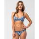 DAMSEL Shibori Reversible Cheeky Bikini Bottoms