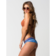 QUINTSOUL Bella Low Rise Bikini Bottoms