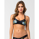 VOLCOM Tropic Heat Crop Bikini Top